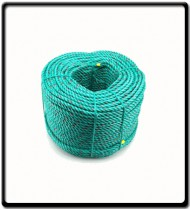 18mm Polysteel Rope | 4-Strand | SOLD PER METER