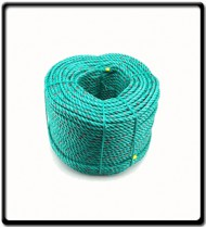 22mm Polysteel Rope | 4-Strand | SOLD PER METER