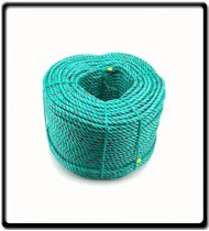 24mm Polysteel Rope | 4-Strand | SOLD PER METER