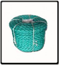 38mm Polysteel - Mooring Rope | 8-Strand | SOLD PER METER