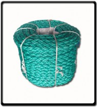 50mm Polysteel - Mooring Rope | 8-Strand | SOLD PER METER