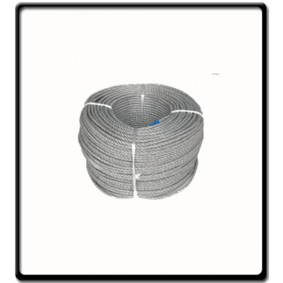 8mm Polysteel 3-Strand Rope | SOLD PER METER
