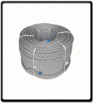 14mm Polysteel 3-Strand Rope | SOLD PER METER