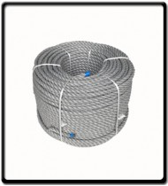 16mm Polysteel 3-Strand Rope | SOLD PER METER