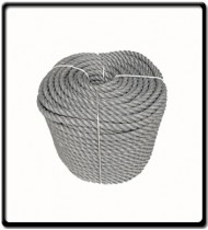 22mm Polysteel 3-Strand Rope | SOLD PER METER