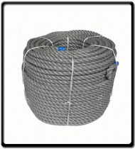 28mm Polysteel 3-Strand Rope | SOLD PER METER