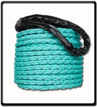 82mm Polysteel - Mooring Rope | 8-Strand | SOLD PER METER