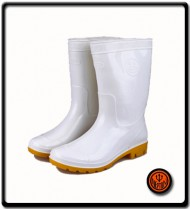 Gumboot White | Size 5