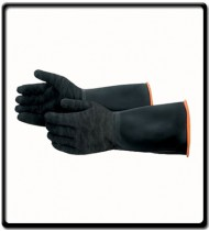 Rough Palm Rubber Glove 55cm