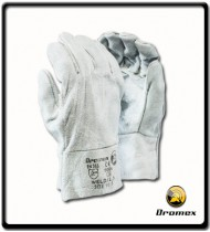 DBL Palm Leather Glove