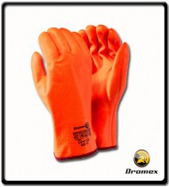 Freezer Gloves - Orange