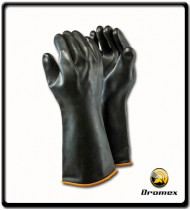 Rough Palm Rubber Glove