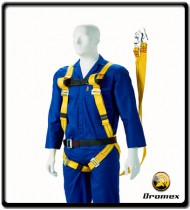 Full Body Double Harness with Belt