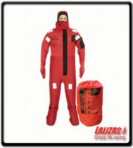Universal Immersion Suit Insulated - with neoprene gloves