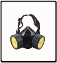 Respirators SABS Couble