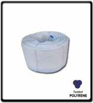 12mm Polyrene 3-Strand Rope | SOLD PER METER