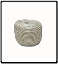 16mm Polyrene 3-Strand Rope | SOLD PER METER