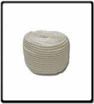 18mm Polyrene 3-Strand Rope | SOLD PER METER