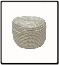 22mm Polyrene 3-Strand Rope | SOLD PER METER