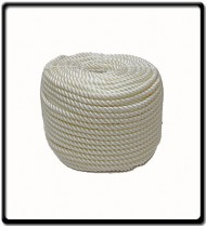 26mm Polyrene 3-Strand Rope | SOLD PER METER