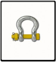 4.75 Ton | Safety Pin Bow - Shackle | 20mm - 3/4''