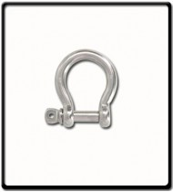 10mm Bow Shackle | Stainless Steel