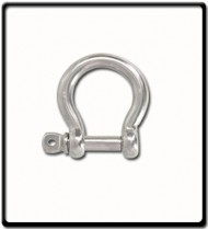 20mm Bow Shackle | Stainless Steel