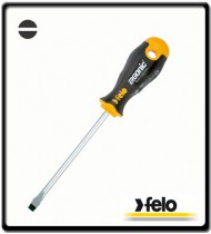 Ergonic Slotted Screwdriver 3.0x0.5x80 | Felo Tools