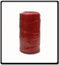 Lacing Twine Red - 2mm