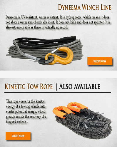 Kinetic Tow Rope