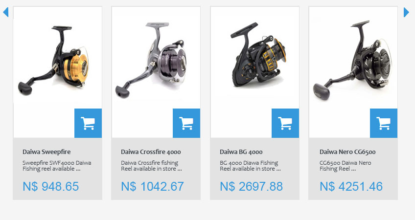 Diawa Fishing Reels