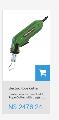 Hot Knife HSGM Electric rope cutter