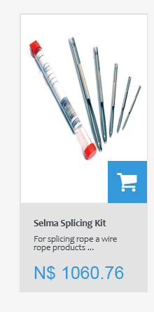 Selmas splicing kit with various slicing fids