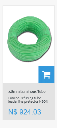 2.8mm Luminous tubing for fishing