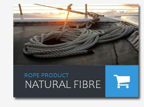 Natural Fibre Rope Manilla Rope Cotton Rope Eco Rope